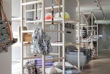 Spaces: Shops