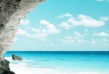 I need to go here / Beaches sun travel