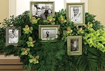 Funeral Flower's Arrangements