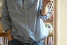 bluzki z meskiej koszuli