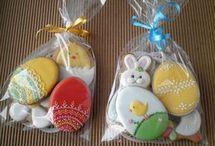 Pääsiäisen pikkuleivät