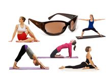 Yoga & Solar Comfort Goodness / Just like Yoga is good for your body, mind and soul, so are Solar Comfort sunglasses. They protect your eyes, enhance your vision, and encourage you to enjoy the great outdoors. www.solarcomfort.com
