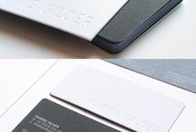BUSINESS CARD BEAUTIES / by Astrid Mueller