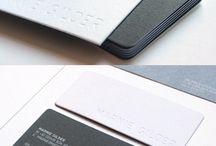 BUSINESS CARD BEAUTIES / by Astrid Mueller
