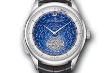 Jaeger-LeCoultre Master Grande Tradition Grande Complication / Hand-winding Number of pieces : 527 Vibrations per hour : 28800 Power-reserve : 48 Hours