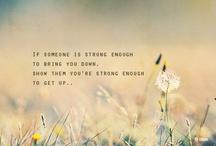 Speaking Words of Wisdom... / by Jen Renault