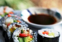 Sushi recipes for Zach