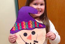 Fall Classroom--Scarecrow / Fall Classroom--Scarecrow