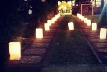 Luz jardin