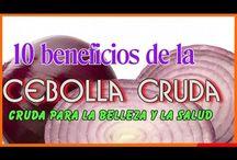 CEBOLLA CABEZONA / BENEFICIOS