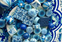 Azulejos et pâte fimo