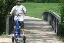 Trikke Trails / Asphalt or cement trails usually make the best Trikke trails. It's much safer and more relaxing to ride Trikkes on trails than on the road. So this is an open invitation to the Trikke community to enjoy these Trikke trail images, repine them and please suggest others.