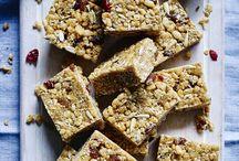 Healthier bakes