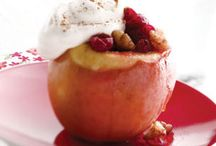 """Great Apple Recipes / If you're like us, after returning from apple picking you ask yourself, """"What am I going to do with all these apples?"""" Here are some great recipes to help you answer that question."""