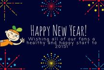 New Year, New Resolutions! / 2015 Resolutions for everyone! / by Kidfresh Foods