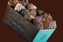 Chocolats Jeff de Bruges / Jeff de Bruges chocolates