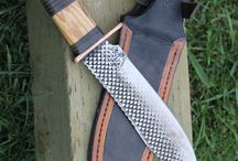 cuchillo de hoja de lima