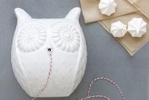Decor: Owls