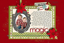 LO Inspiration / LO's made with WM[squared] Designs
