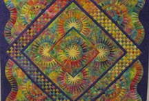 Deb's Joy Quilt / One of my favorites! / by Stitchin' Heaven