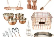 Copper Kitchen Ideas
