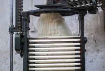 Wool felt Production