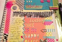 My Scrapbooking!! / Getting a little crafty and creative. I LOVE Smashbooks!