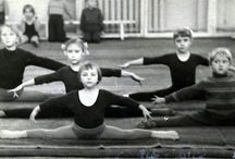 Women Gymnast〔URS & CIS〕