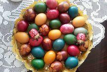 April u Beogradu / Uskrsnja jaja i Chesse cake