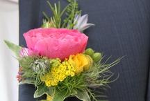 Wedding   -Boutniere-
