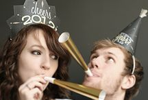 Holiday | New Year's Eve Party Ideas