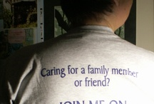 Caregiving.com T-Shirts / by Denise M. Brown