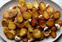 Spuds are cooking / potato dishes / by Thomas Rainey