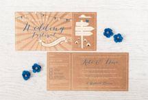 uitnodigingen bruiloft