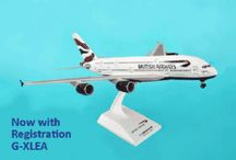Popular model aircraft  / These pictures are off models that are most popular with collectors based on sales.