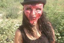 horrormask / korku mask