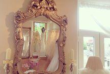 The boutique / Our bridal boutique
