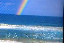 Rainbows  / Love rainbows