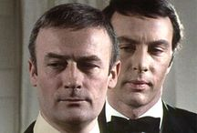 Edward Woodward. / Classic actor.