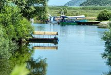 Escursions: Lake Skadar / National Park and bird reserves, Virpazar, Montenegro