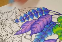 My colouring obsession