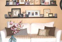 Living Room Inspiration / by Katie Sutton