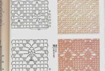 코바늘 패턴