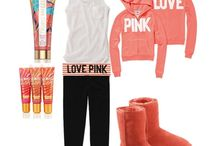sports wear/exercise clothes