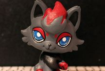 Lps Pokemon customs