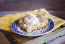 Cakes & Pies / cake and pie recipies