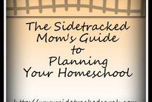 School Planning, Organizing, Decor, etc.