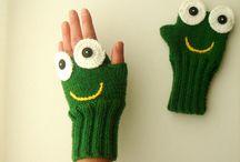 funny gloves