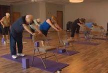 yoga para adultos