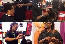 Hair Shows / In this folder are photos from various hair shows I attend attended  / by Fly Guy Locs